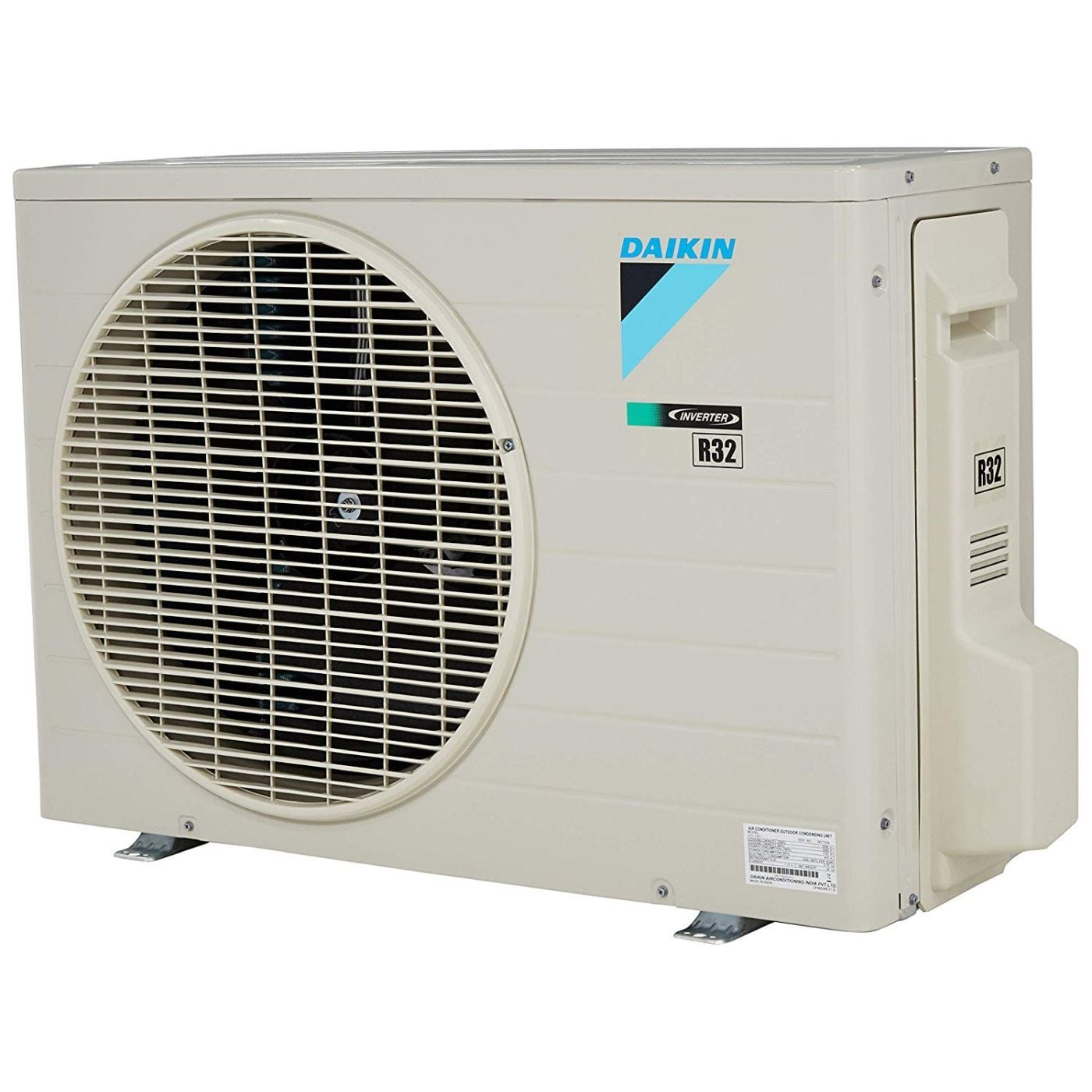 Daikin 5 Star Inverter Entry Series Split AC (FTKG)
